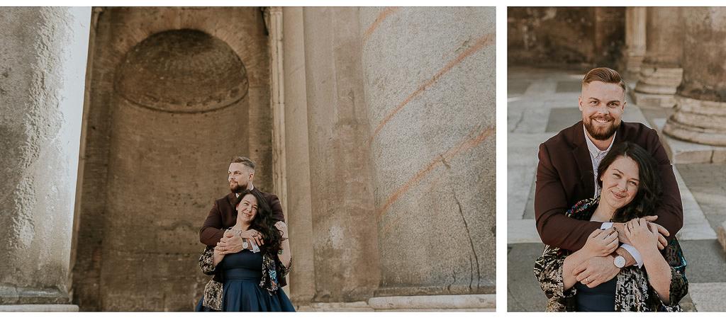 fotografo di coppia a roma