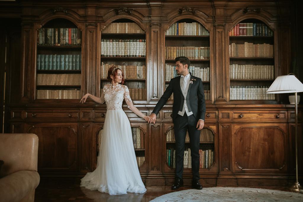 elopment matrimonio invernale a roma