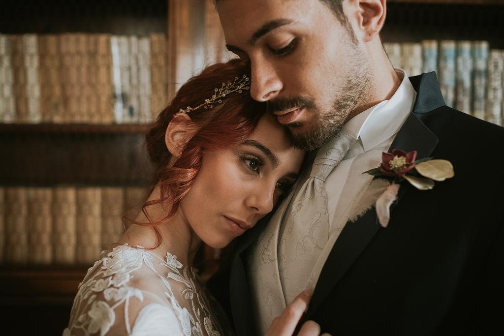 sposi in destination wedding a roma