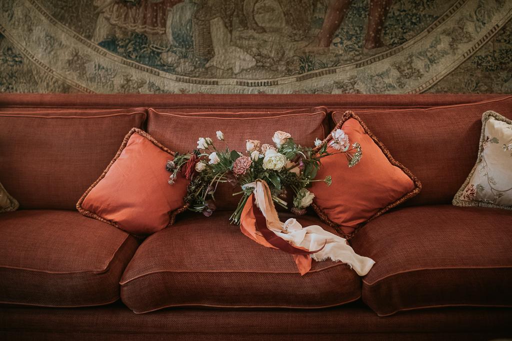 il bouquet della sposa del destination wedding