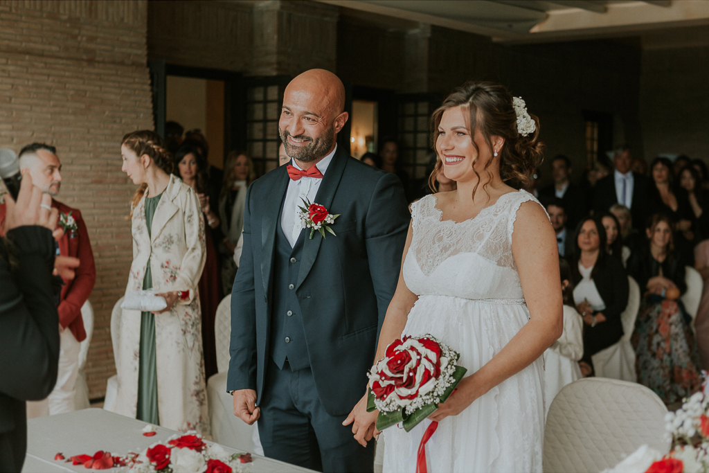 matrimonio in tenuta ceccucci roma