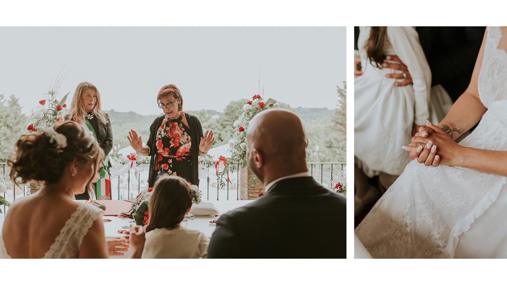 cerimonia matrimonio tenuta ceccucci roma