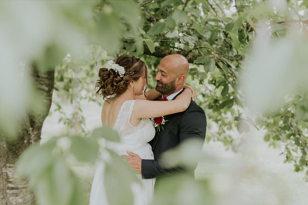 fotografia di matrimonio reportage