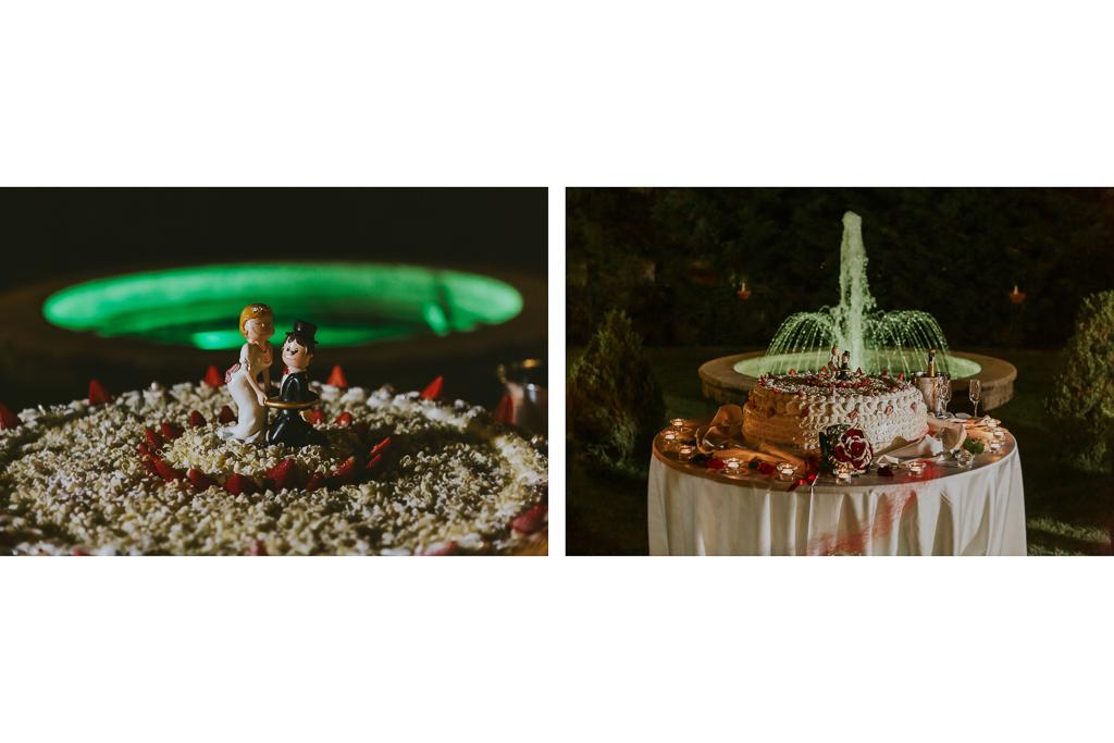 torta nuziale matrimonio tenuta ceccucci roma