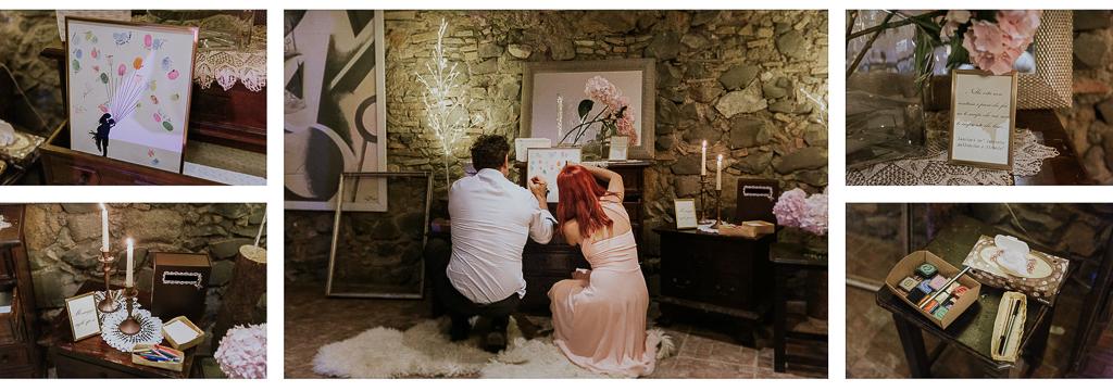 ricevimento di matrimonio in villa grant roma