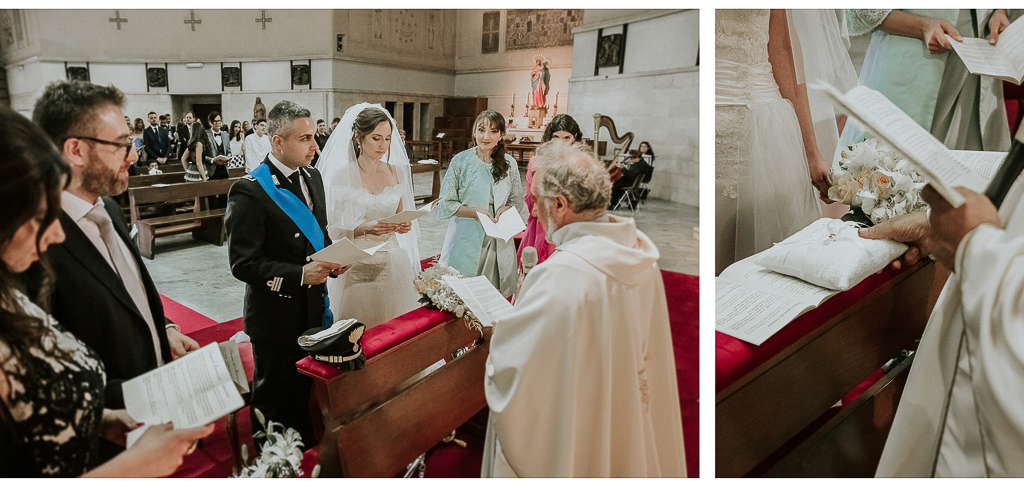cerimonia di matrimonio a roma eur