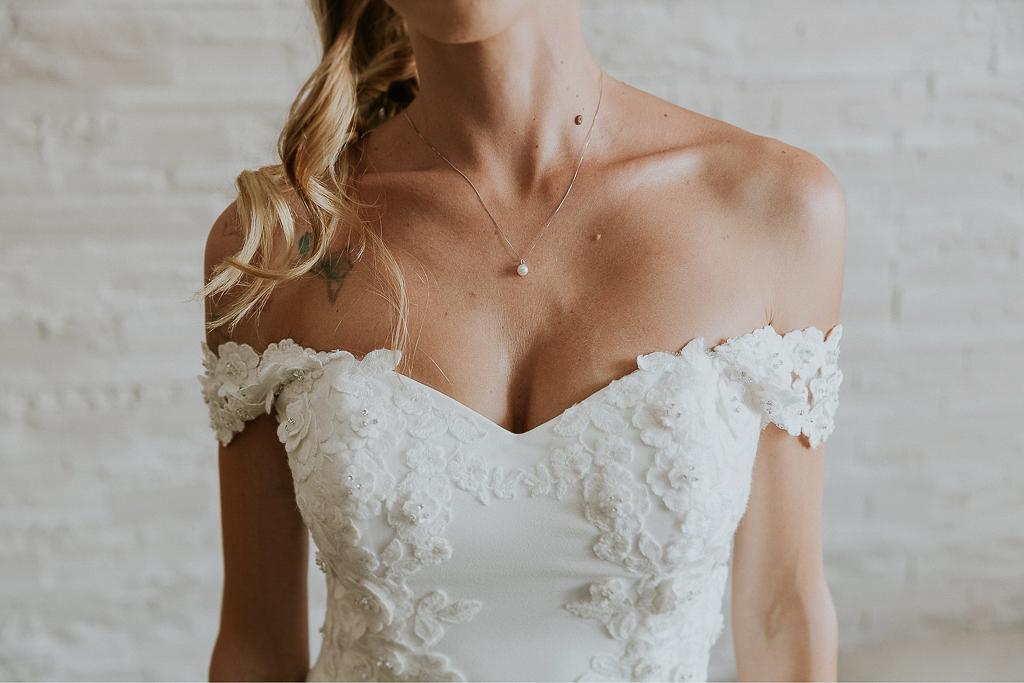 la sposa prima del matrimonio