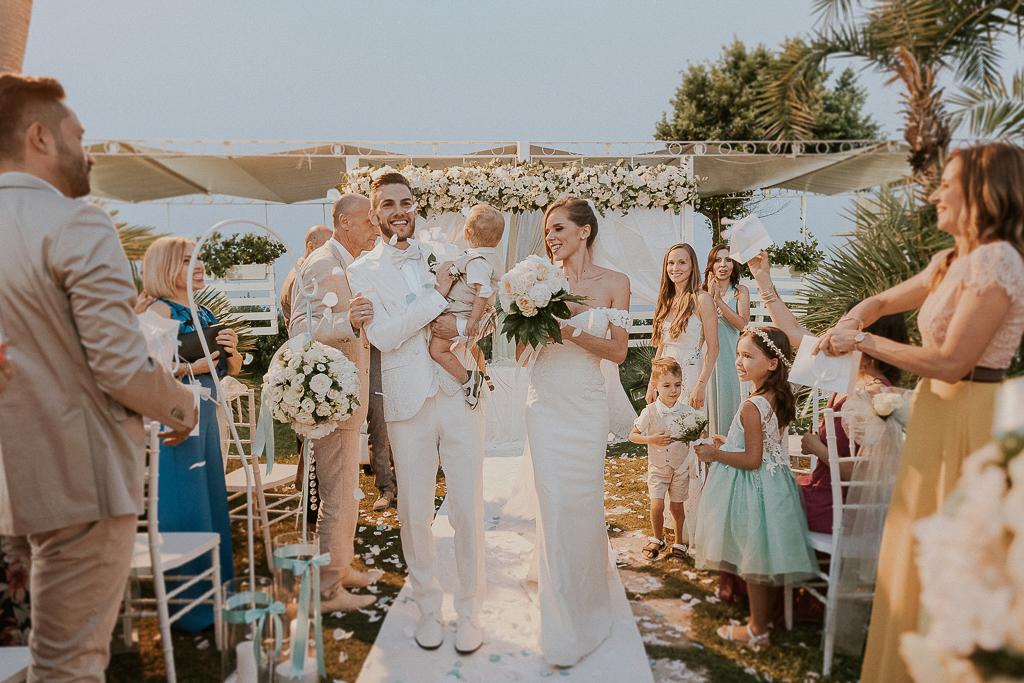 cerimonia spiaggia di terracina