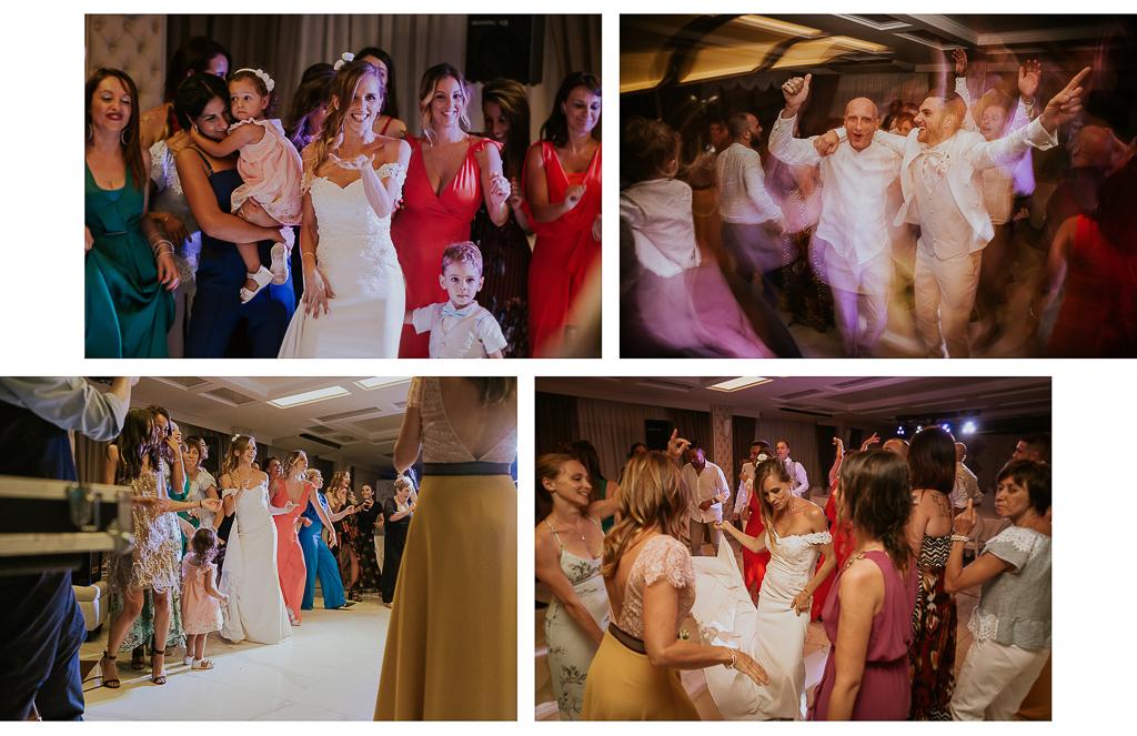 balli festeggiamenti matrimonio