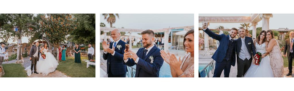 ricevimento di Matrimonio in Villa Desirèe a Roma