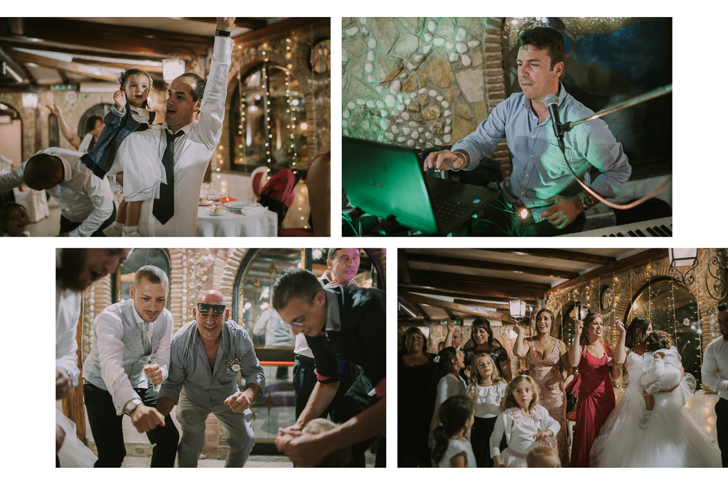 festeggiamenti di Matrimonio in Villa Desirèe a Roma