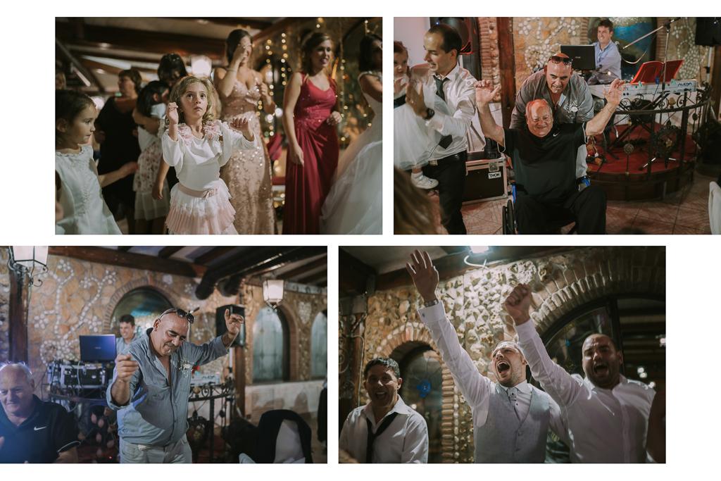 balli invitati di Matrimonio in Villa Desirèe a Roma