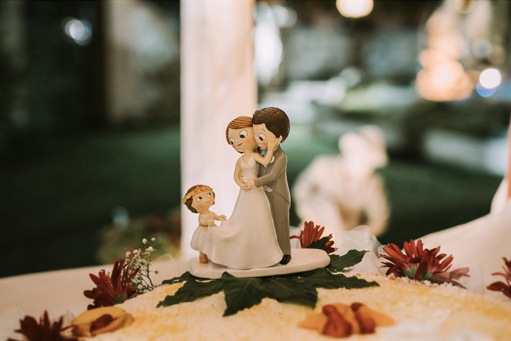 torta di Matrimonio in Villa Desirèe a Roma