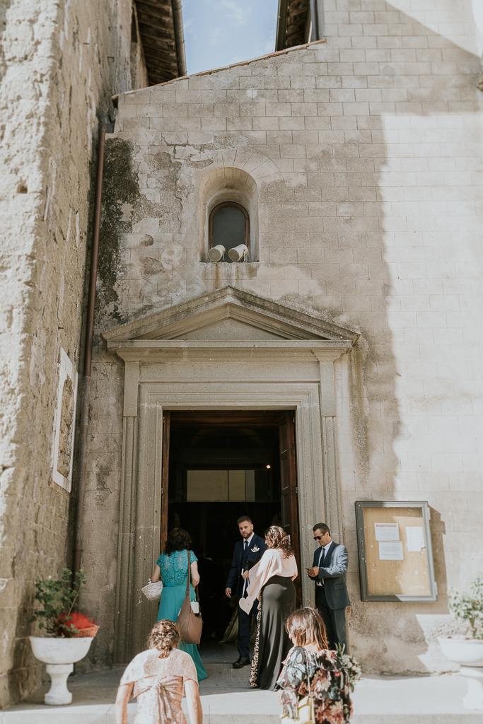 chiesa San Lorenzo Martire a formello
