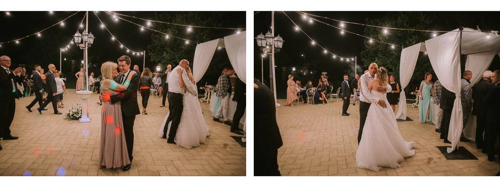 balli matrimonio serale presso tenuta agrivillage