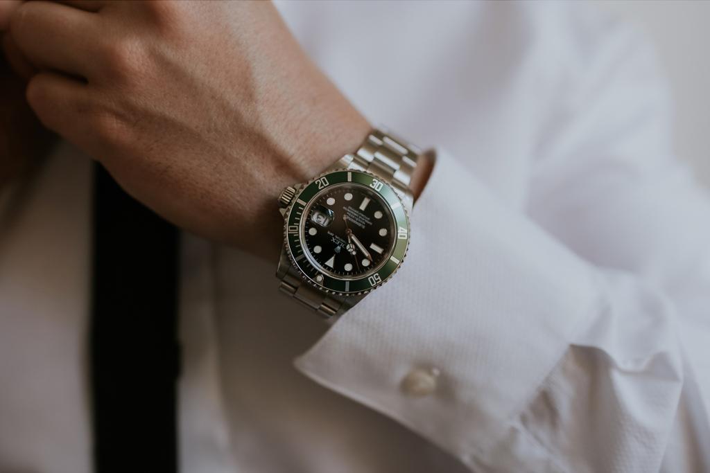 orologio dello sposo