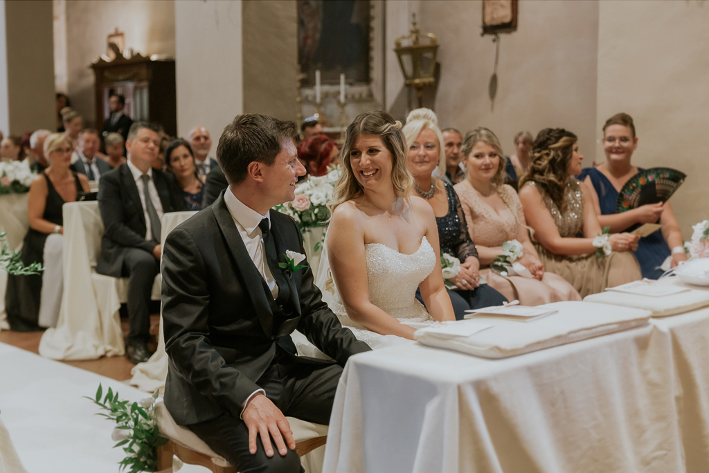 matrimonio presso chiesa San Pancrazio isola Farnese