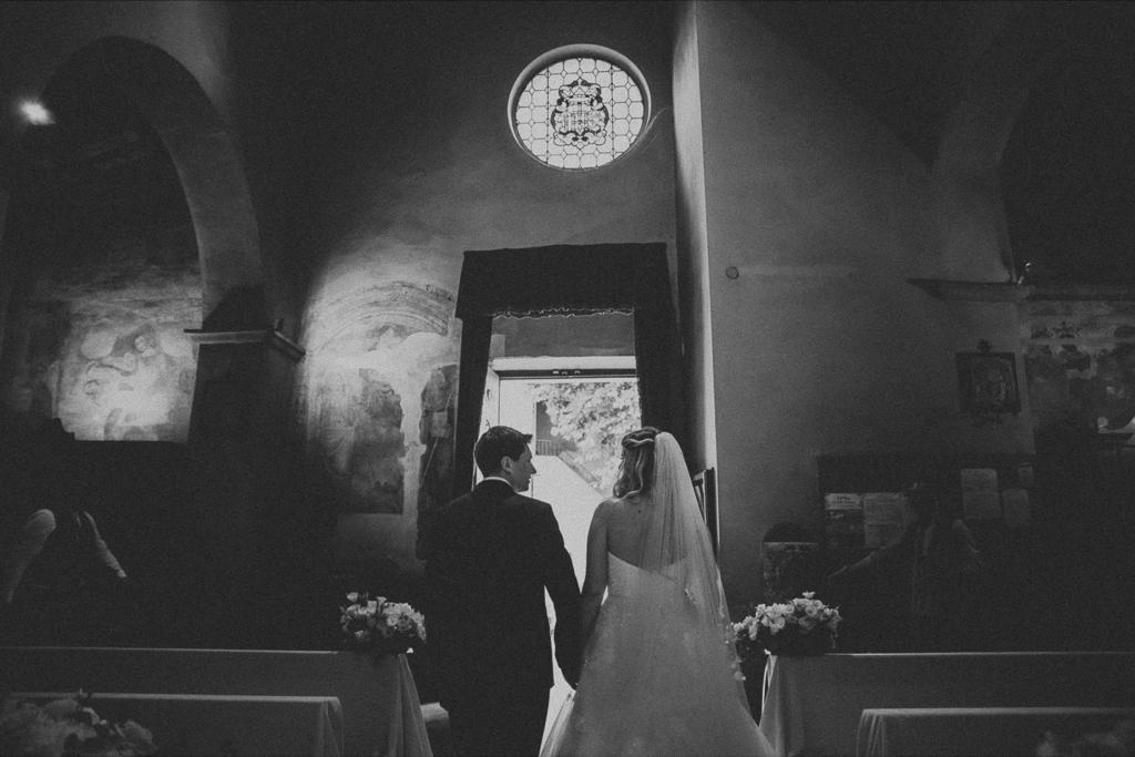 matrimonio chiesa San Pancrazio isola Farnese