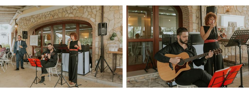 intrattenimento musicale di matrimonio a roma
