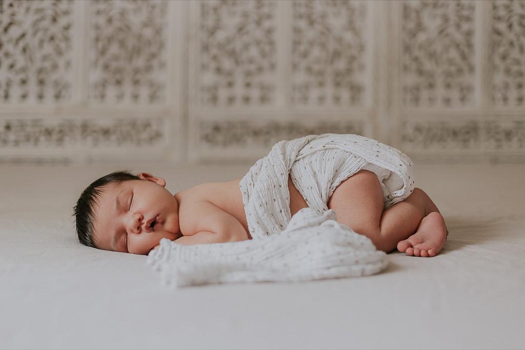 newborn in casa a roma