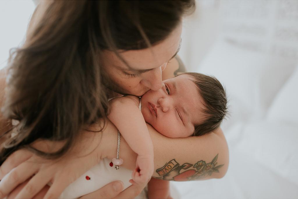 servizio fotografico newborn a roma