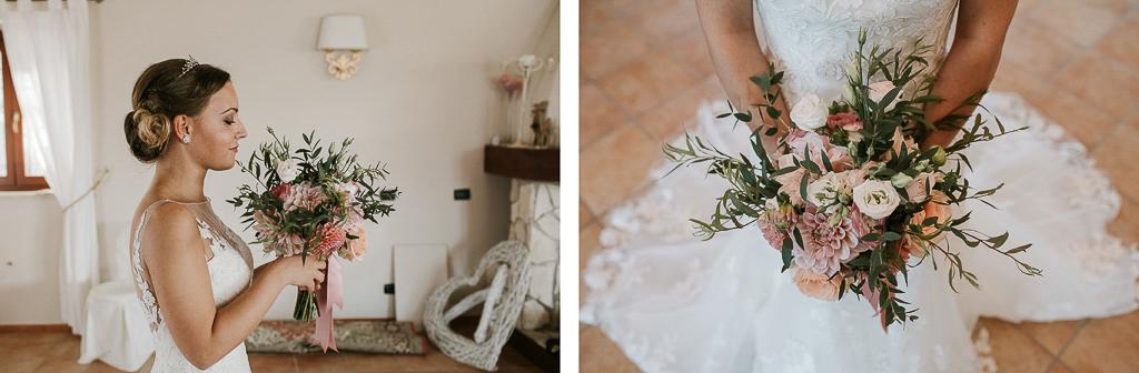 bouquet della sposa a roma