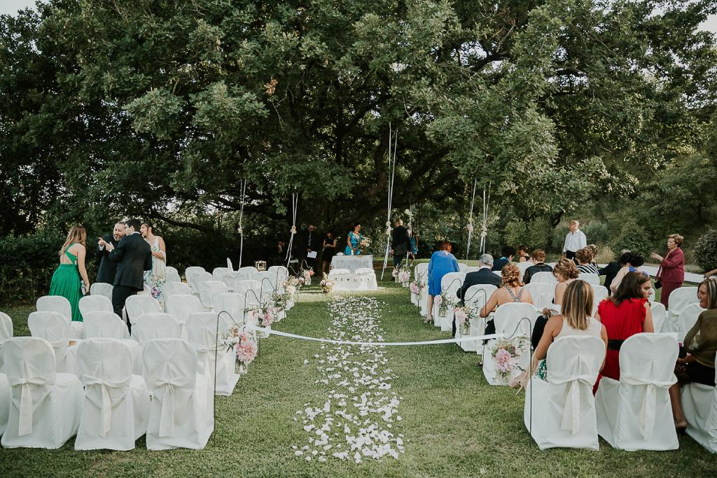 luogo della cerimonia con rito civile