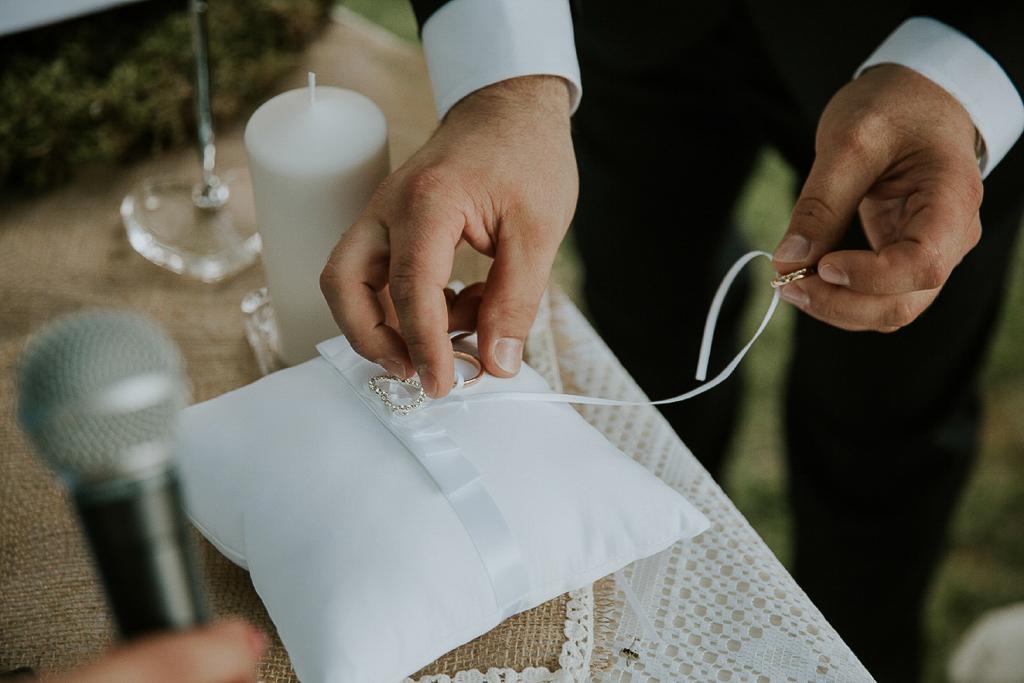 anello dello sposo