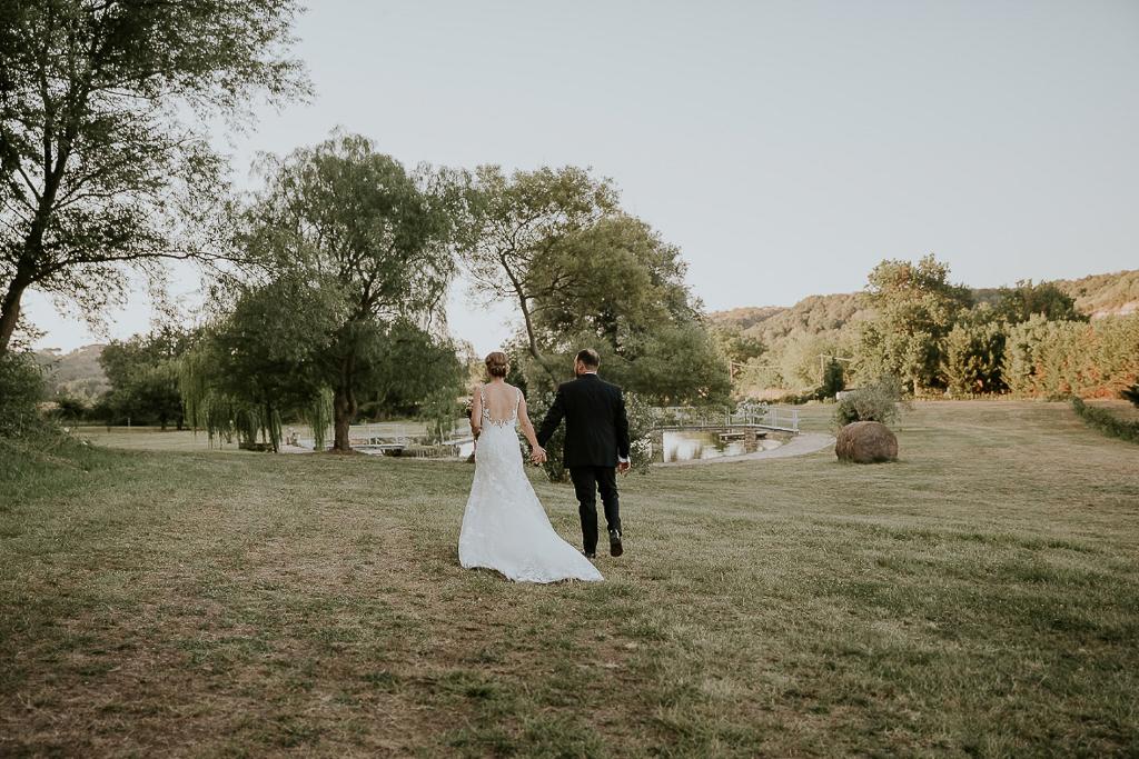 passeggiata di matrimonio a roma