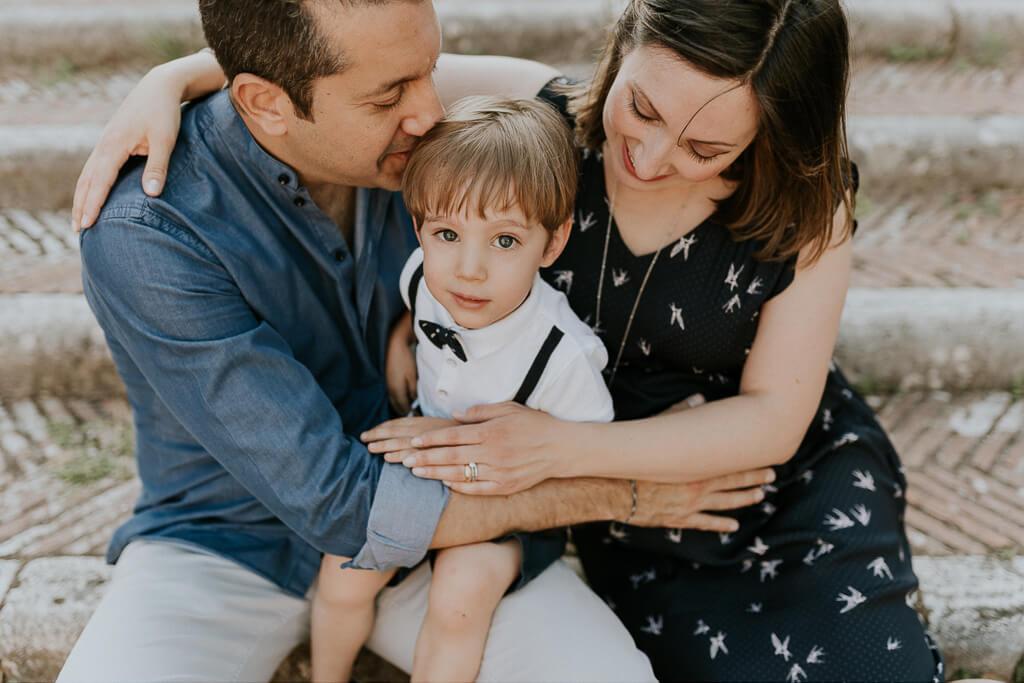 fotografo famiglia a roma