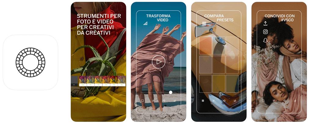 Ottenere foto migliori con il tuo Smartphone app VSCO