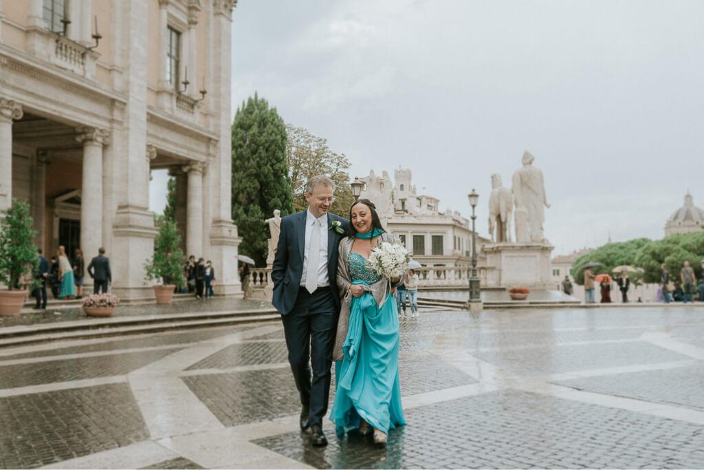 matrimonio campidoglio roma