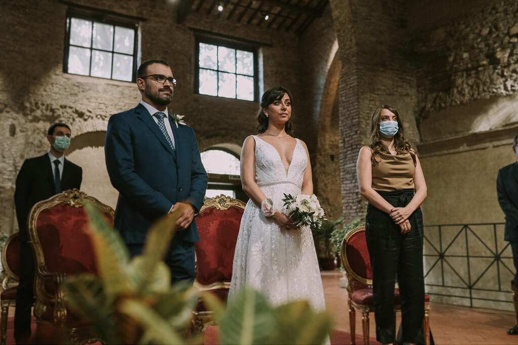 matrimonio chiesa sconsacrata roma