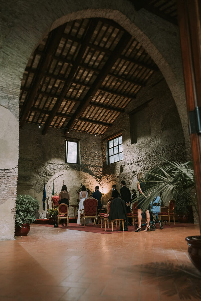 matrimonio con rito civile a roma