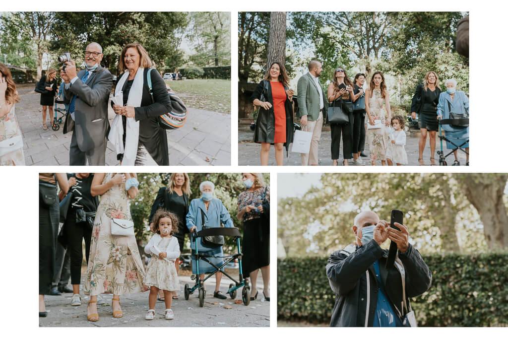 reportage di matrimonio a roma
