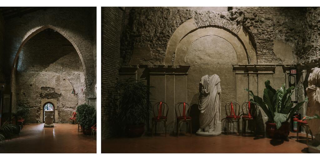 Matrimonio Santa Maria in Tempulo a Roma