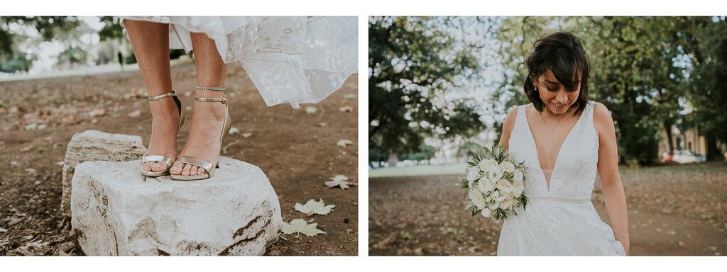 abito da sposa roma