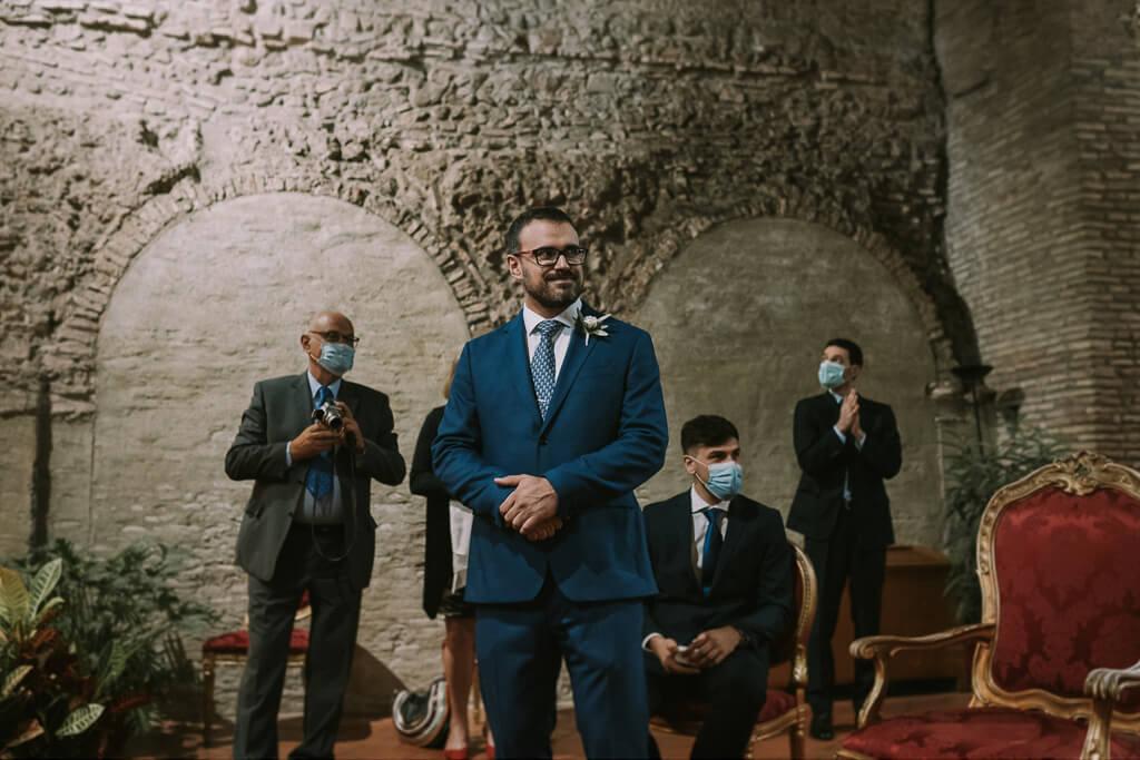 matrimonio caracalla roma