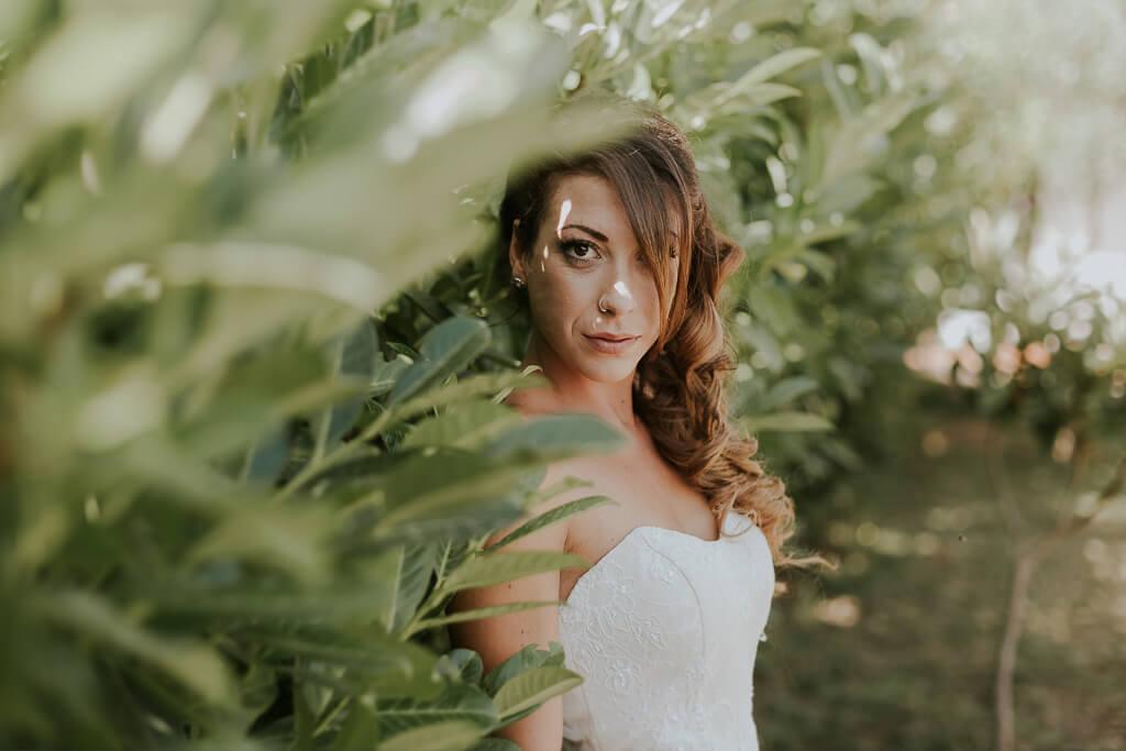 sposa matrimonio intimo roma