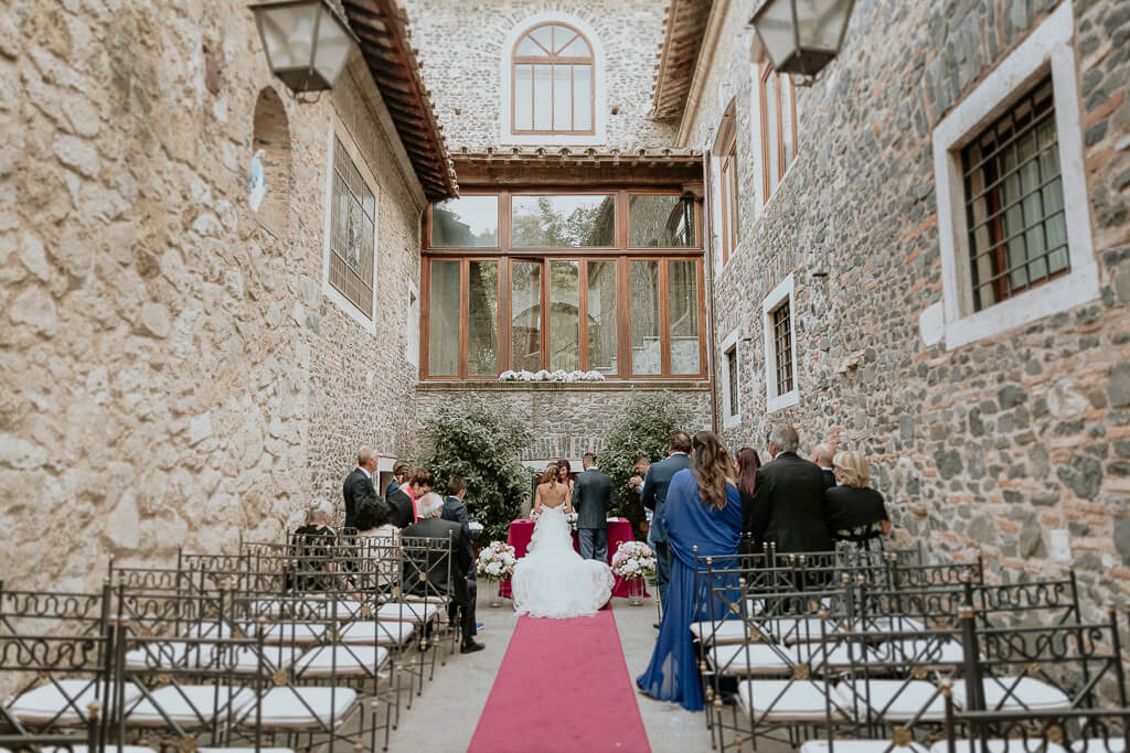 fotografo matrimonio intimo roma