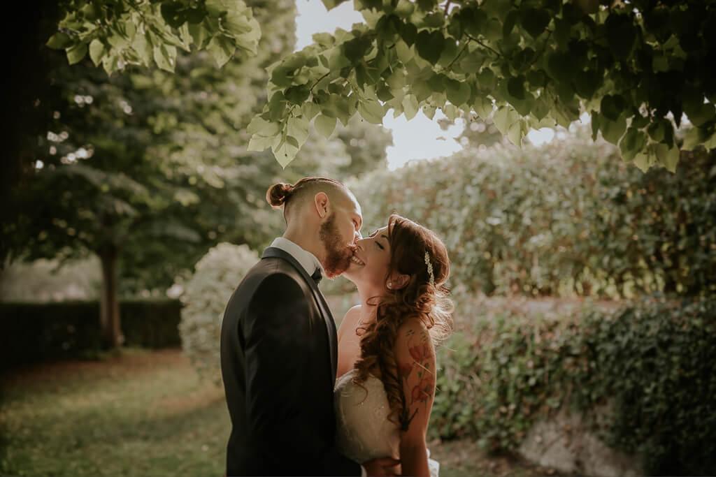 fotografo matrimonio intimo castello della castelluccia roma