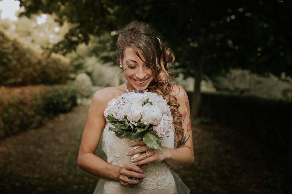 bouquet matrimonio intimo roma
