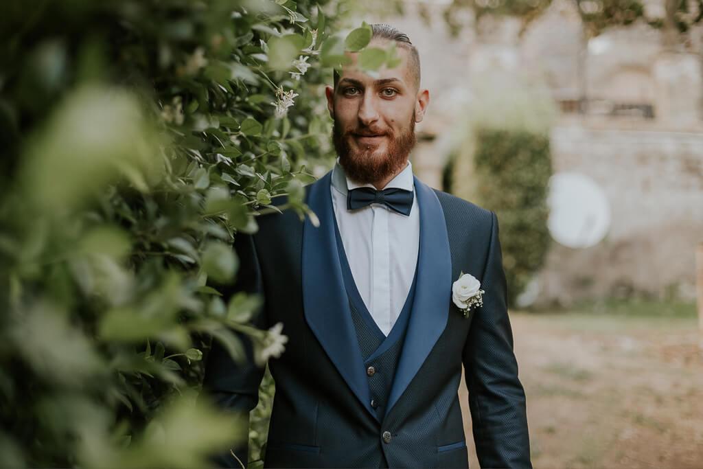 abito da sposo roma