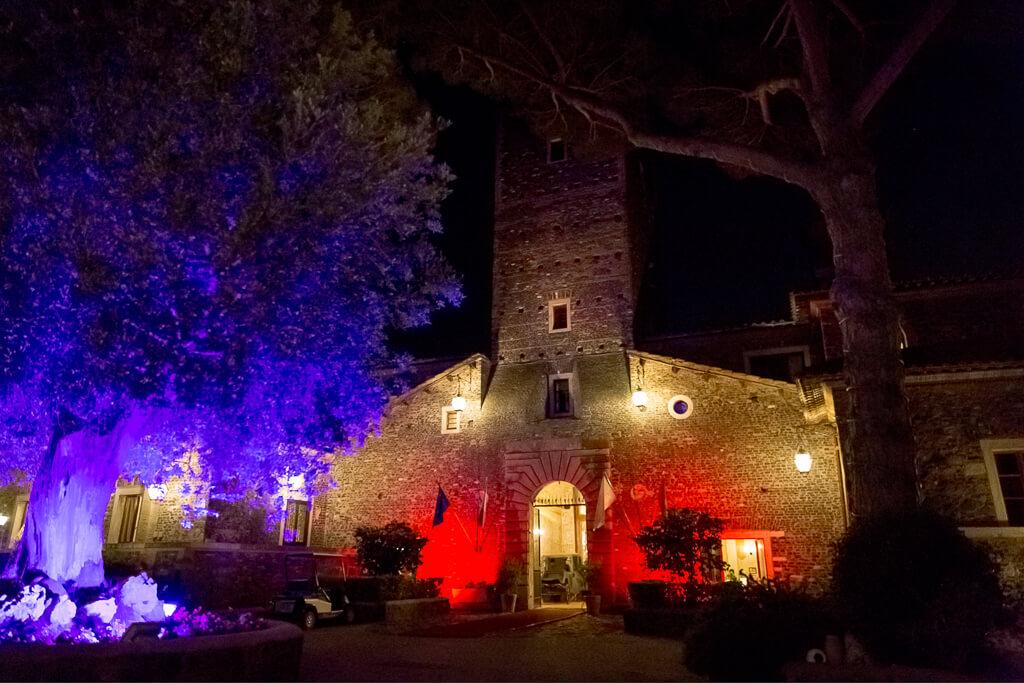matrimonio castello della castelluccia