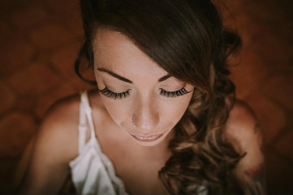 make up sposa roma