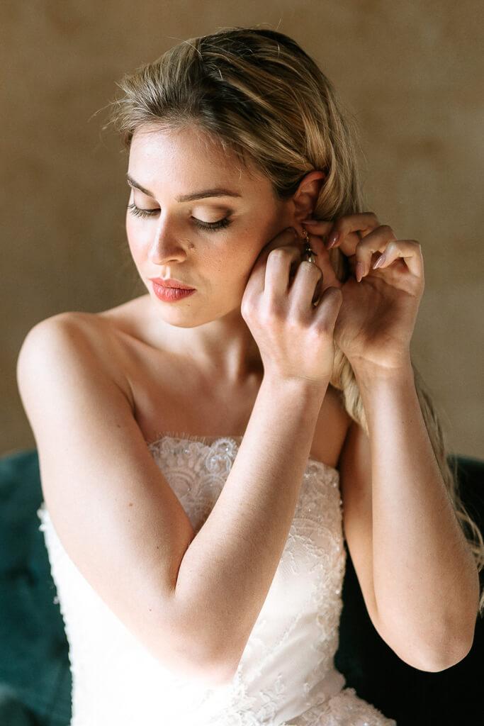 bride shooting