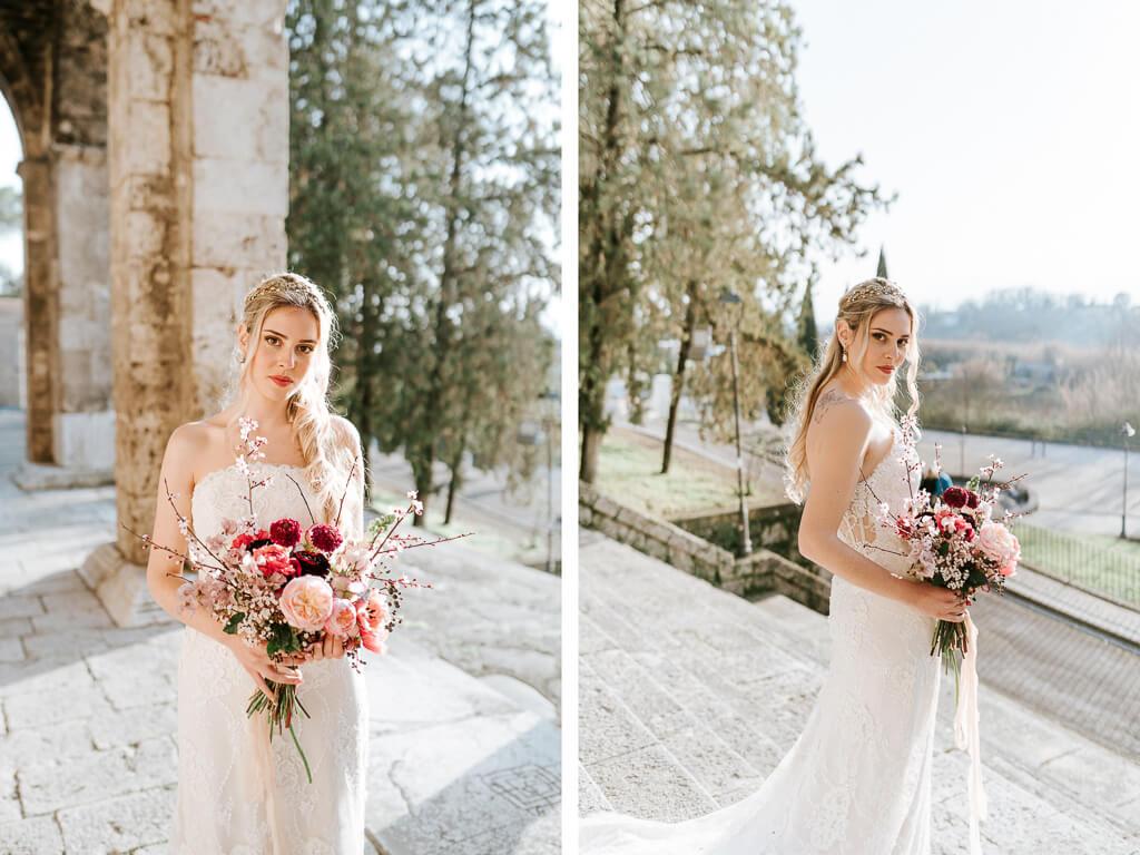 destination wedding in aquino