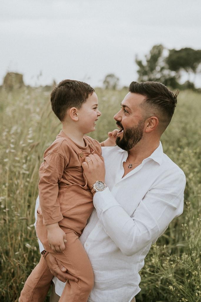 foto famiglia roma