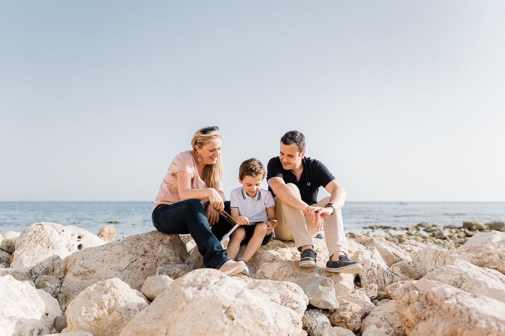 servizio fotografico di famiglia a santa severa