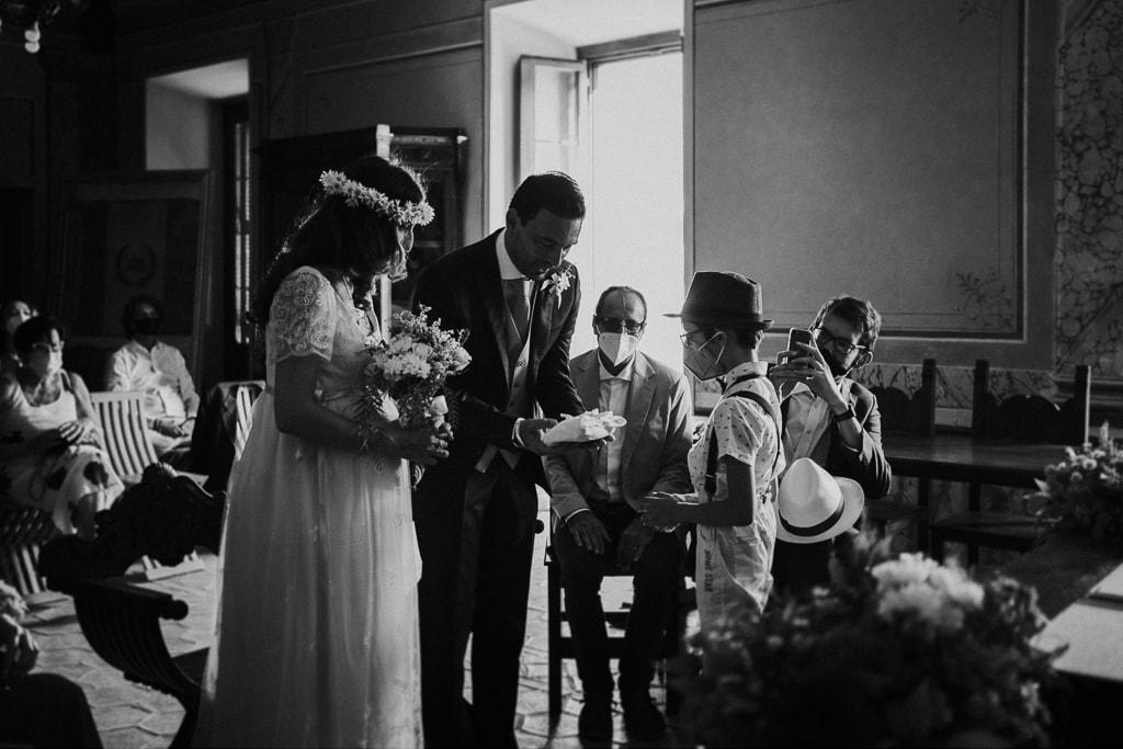 cerimonia civile trevignano romano